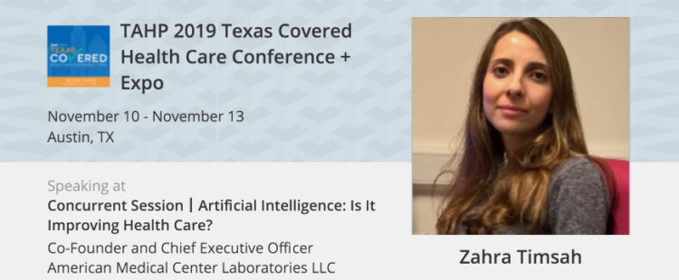 TAHP 2019 Texas Covered Health Care Conference + Expo