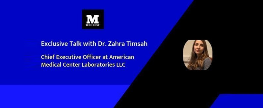 Exclusive Talk with Dr. Zahra Timsah